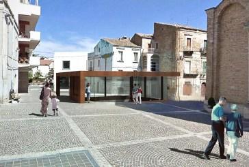 San Salvo: al via i lavori per la riqualificazione del mosaico in piazza San Vitale