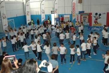 San Salvo: alla V B della scuola primaria S. Antonio il concorso Festa dello Sport - Conad Adriatico