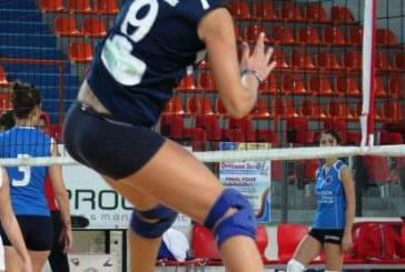 Volley femminile: prima sconfitta per la BCC S. Gabriele che mantiene il primato