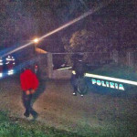 Atri (Teramo) - intervento Polizia per uomo barricato in casa con armi