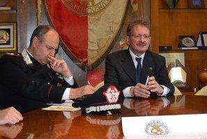 Bicentenario dell'Arma dei Carabinieri, a Vasto la cerimonia di chiusura delle celebrazioni