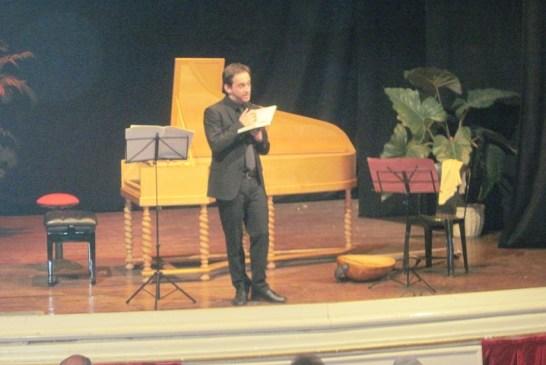Michele Cinquina presenta il Concerto