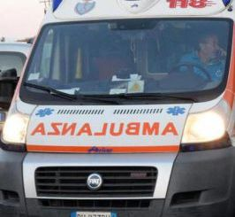 Vasto, Statale 16: brutto incidente stradale