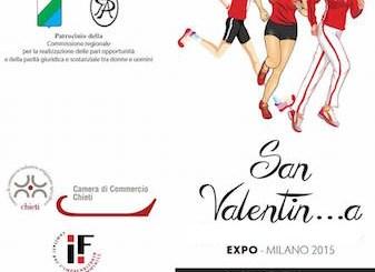 """""""San Valentin…a Colei che vale"""", una due giorni voluta dalla Camera di Commercio di Chieti"""