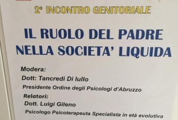 """""""Il ruolo del padre nella società liquida"""", un nuovo incontro genitoriale"""