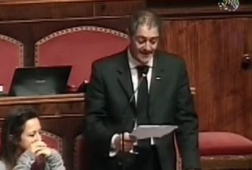 Castaldi (M5S) ha parlato delle criticità della Casa lavoro di Torre Sinello in Senato