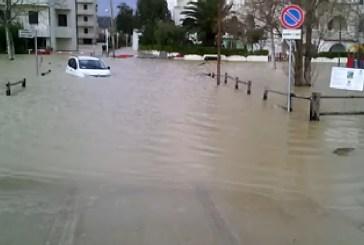 Esondazione del torrente Buonanotte, Monteferrante (Pd) a Spadano: