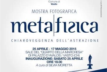 """A Palazzo d'Avalos la mostra fotografica """"Metafisica – chiaroveggenza dell'astrazione"""""""