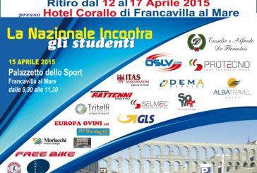 Ciclismo: la Nazionale paralimpica in ritiro in Abruzzo dal 12 al 17 aprile prossimi