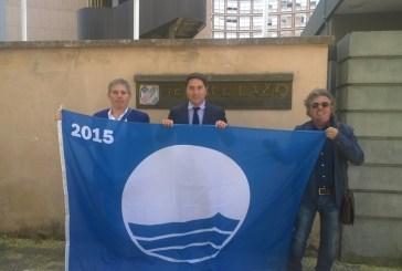 Consegnata al Comune di San Salvo la 18.ma Bandiera Blu della FEE