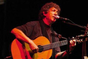 Eugenio Bennato in concerto a Pollutri