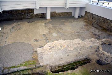 San Salvo: una nuova copertura per il mosaico romano del Parco del Quadrilatero