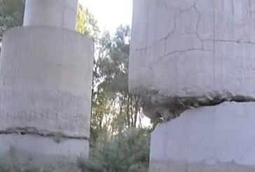 Atessa: 'Striscia la notizia' è tornata sul ponte in Val di Sangro
