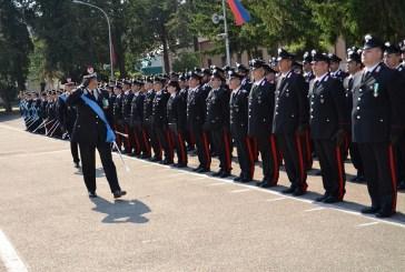 201° Annuale della Fondazione dell'Arma dei Carabinieri: la cerimonia