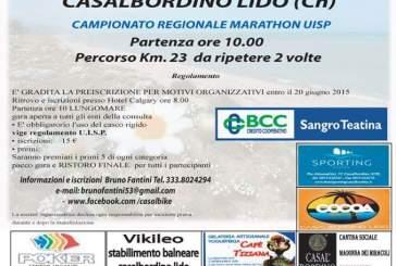 A Casalbordino Lido l'estate comincia con Amare Mtb Marathon
