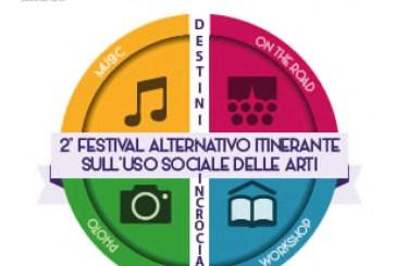 San Salvo: la II edizione del Festival alternativo sull'uso sociale delle arti