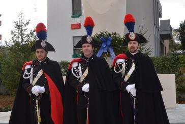 L'Associazione Nazionale Carabinieri di Vasto celebra il 201.mo anniversario di fondazione dell'Arma