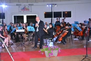 San Salvo: applaudito concerto dell'Orchestra giovanile 'Musica in… Crescendo' sezione senior