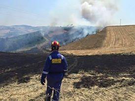 Protezione civile, al via la campagna estiva dell'antincendio boschivo