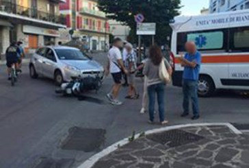 Ieri sera nuovo incidente in via Ciccarone