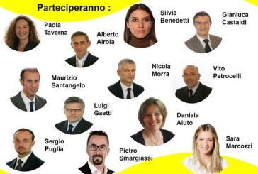 San Salvo: AperitInfo coi parlamentari e i consiglieri regionali del Movimento 5 Stelle