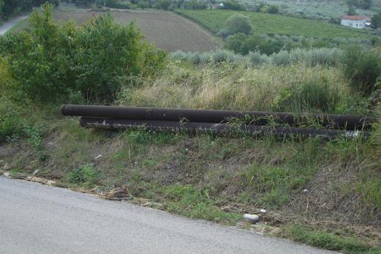 Foto tubi acquedotto 2