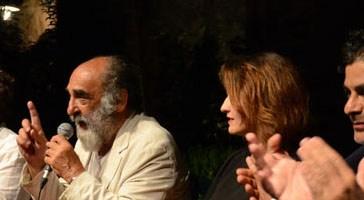 Vasto Film Fest, nella serata dedicata ai sentimenti un incredibile show di Alessandro Haber