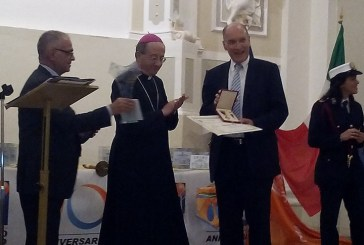 Celebrati i 70 anni del Csi Chieti. Tra i premiati Giuseppe Forte e Tiziana Magnacca