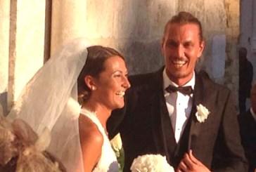 Silvio e Alessandra sposi