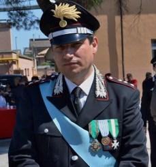 Il Maggiore Emanuele Mazzotta lascia il comando