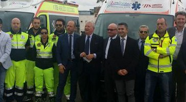 Otto nuove postazioni dedicate al soccorso in emergenza in provincia di Chieti, cinque nel vastese