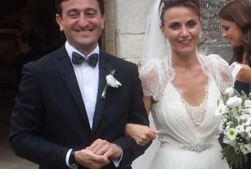 Auguri a Filomena Carlucci e Andrea Venosini