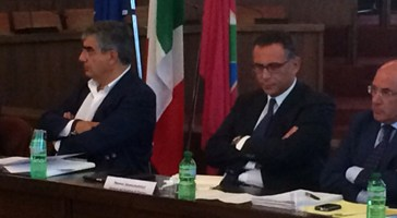 Regione e Anas firmano un protocollo d'intesa per la realizzazione della Variante alla Statale 16 di Vasto