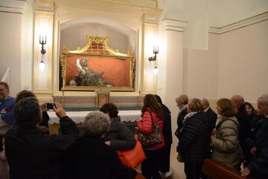 riapertura della restaurata Cripta di San Cesario_20151030_0116