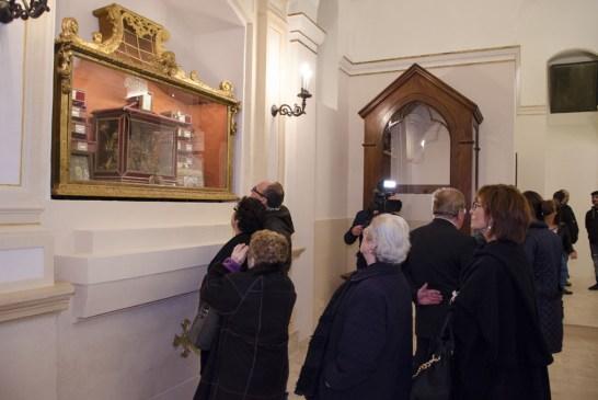 riapertura della restaurata Cripta di San Cesario_20151030_0122