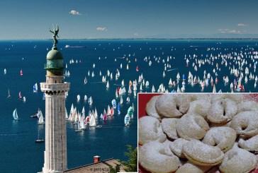 Casalbordino con 12.000 tarallucci alla 47 Barcolana di Trieste