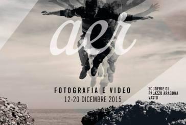 Alle Scuderie di Palazzo Aragona la mostra fotografica e video 'Aer'