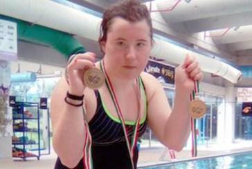 Due medaglie d'oro per Mariella D'Aurizio di Casalbordino