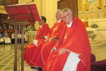 Intense espressioni augurali per i 65 anni di vita sacerdotale di Mons. Decio D'Angelo