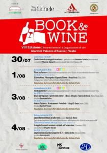 book and wine programma 2016