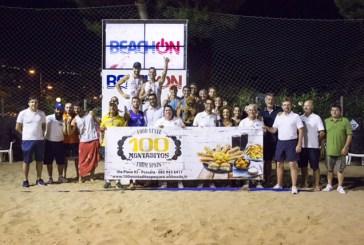 Concluso il Torneo Serie Beach 2 della FederVolley