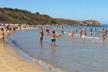 La spiaggia di Punta Aderci tra le prime 10 d'Italia