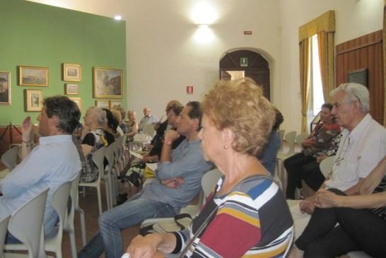 3 - Il pubblico presente alla conferenza della Volpi