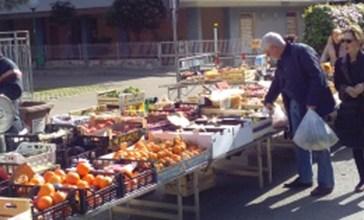 Vasto, anticipato a domani il mercato per i prodotti alimentari del quartiere San Paolo
