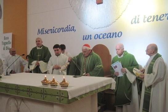 1 - Inizio della Celebrazione Eucaristica