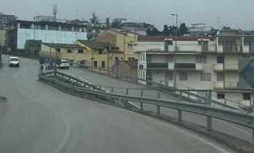 Voragine sul Viadotto Histonium, interdetto il traffico