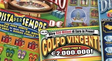 Rubano un gratta e vinci in un distributore, bottino da 10mila euro