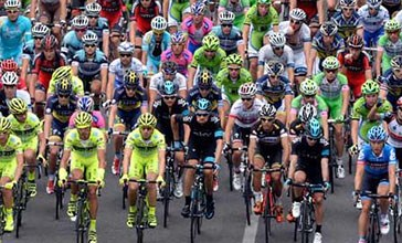 Il Coronavirus fa slittare la partenza il Giro d'Italia