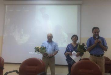 Il Palizzi saluta i professori D'Addario e Coco