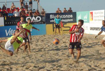 Beach Soccer, la Vastese perde con il Livorno e lascia la serie A